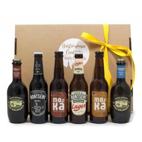 Pack Cerveses artesanes 4