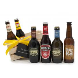 Pack Cerveses artesanes 7 caixó