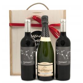 Selecció de 2 vins DO Empordà més cava