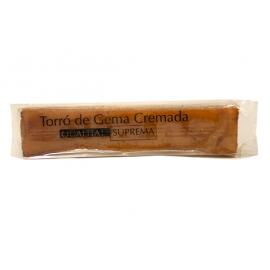 Lingot torró de gema cremada 200g