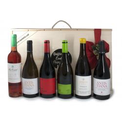 Selecció de vins del Penedès