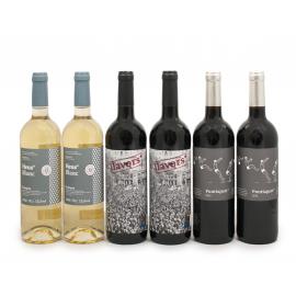 Selecció de vins La Vinyeta
