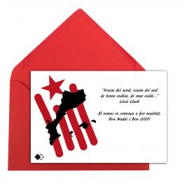 Postal Països Catalans